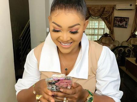 Actress Mercy Aigbe shares new lovely photo