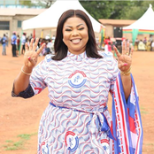 I wish to receive a special gift from the Second Lady of Ghana on my birthday ; Gifty Osei declares