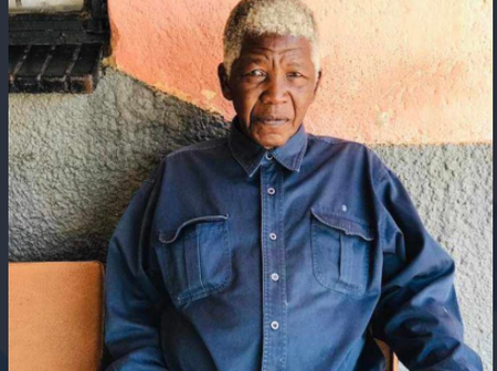 "Man who looks EXACTLY like Nelson Mandela EXPOSED. Mzansi need answers. ""More SECRETS revealed"