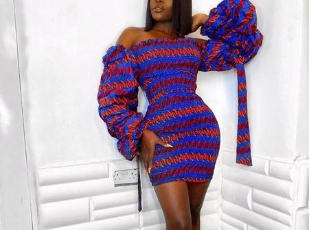 See These 105 Ankara Styles You Can Wear To Any Occasion- Exclusive To Attractive & Classy Ladies!