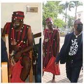 Omoyele Sowore speaks on 'herbalist' spotted with him in court