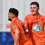 Ex Sundowns player Keagan Dolly played 64 minutes for Montpellier in 2-1 French Cup win.