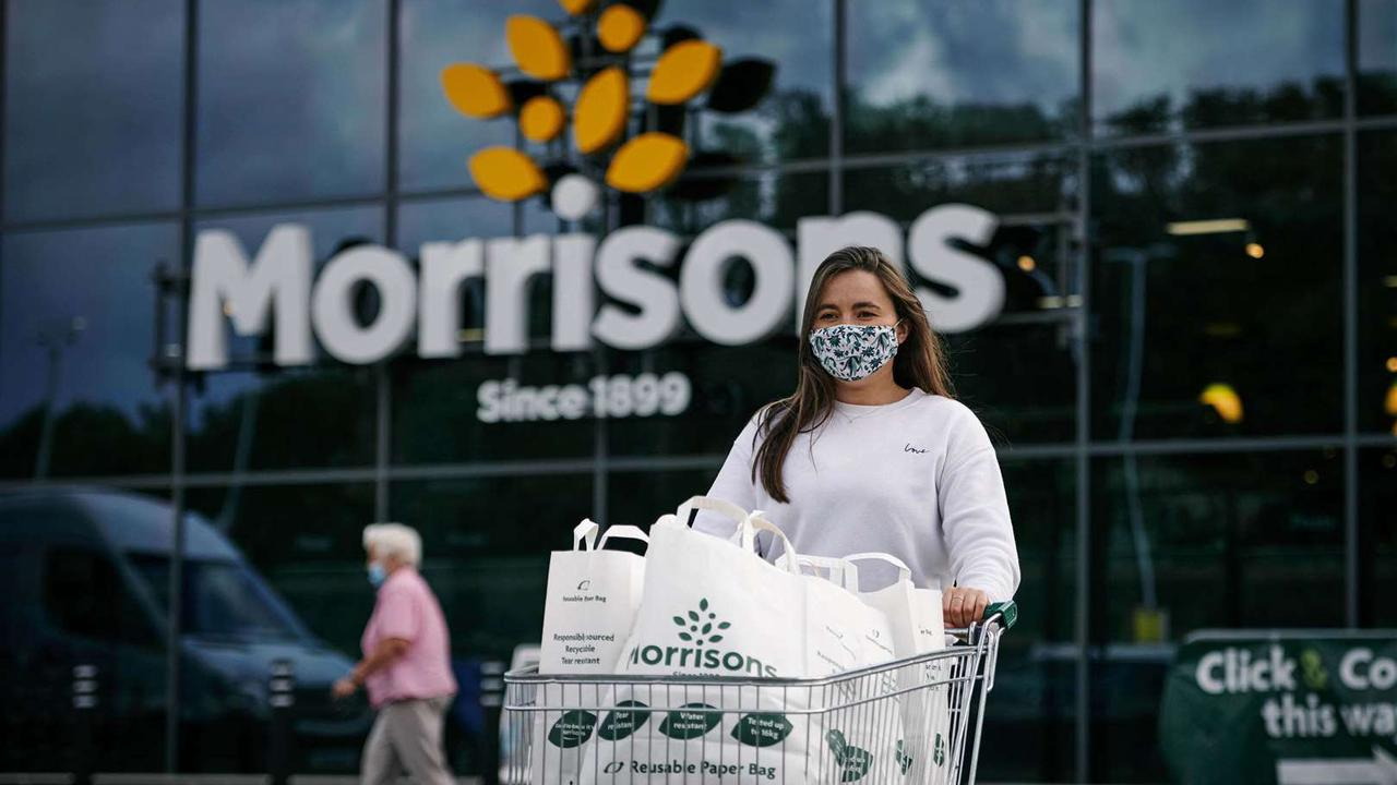 Morrisons to stop selling plastic carrier bags in shops