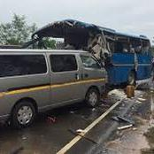 Western Region records 155 road crashes with 20 deaths in January 2021