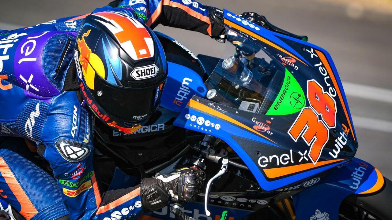 MotoE Le Mans : Torres profite du chaos