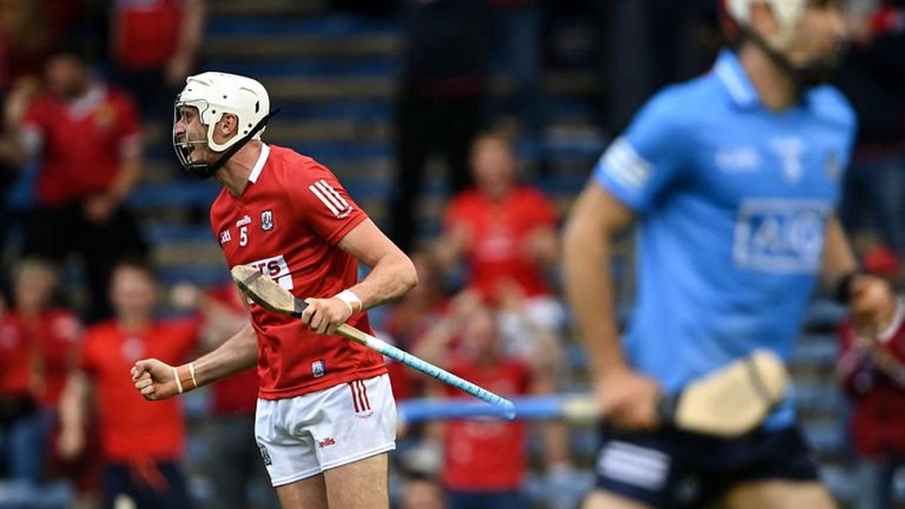 Cork 2-26 Dublin 0-24: Rebels see off Dubs in All-Ireland quarter-final to set up Kilkenny showdown