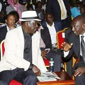 Big Blow to Possible Ruto-Raila Alliance After Vocal Legistlature Issues These on Hustler Nation