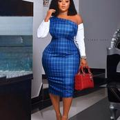 Photos: For Young Curvy Ladies - 50 Alluring And Mind-blowing Gown Styles For Your Curves