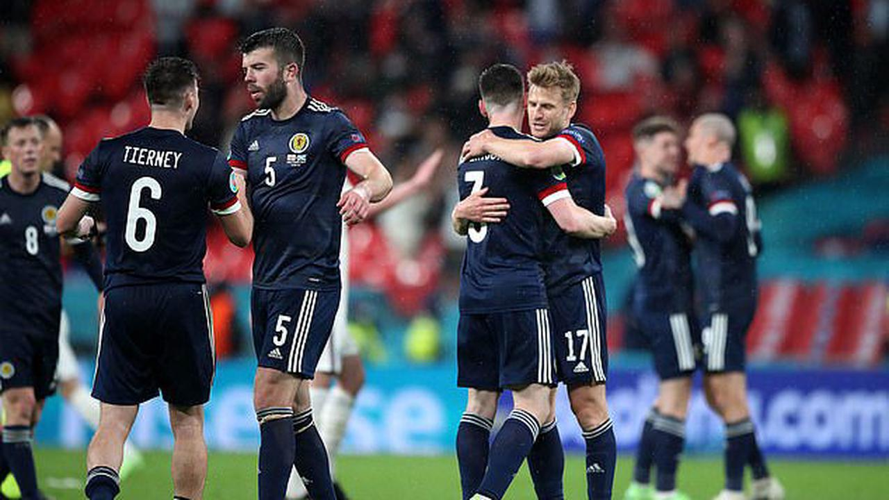 GORDON STRACHAN: Steve Clarke will be proud of how Scotland played against England but they now need to back that up with a big performance... score a goal and they have a real chance of making the next stage
