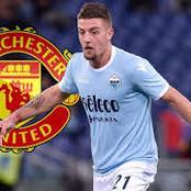 Man United Could Re-ignite Their Interest in Lazio's Sergej Milinkovic-Savic'