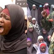 Aisha Yesufu Blows Hot As Bandits Invade Zamfara Girls College And Abduct 300 Students