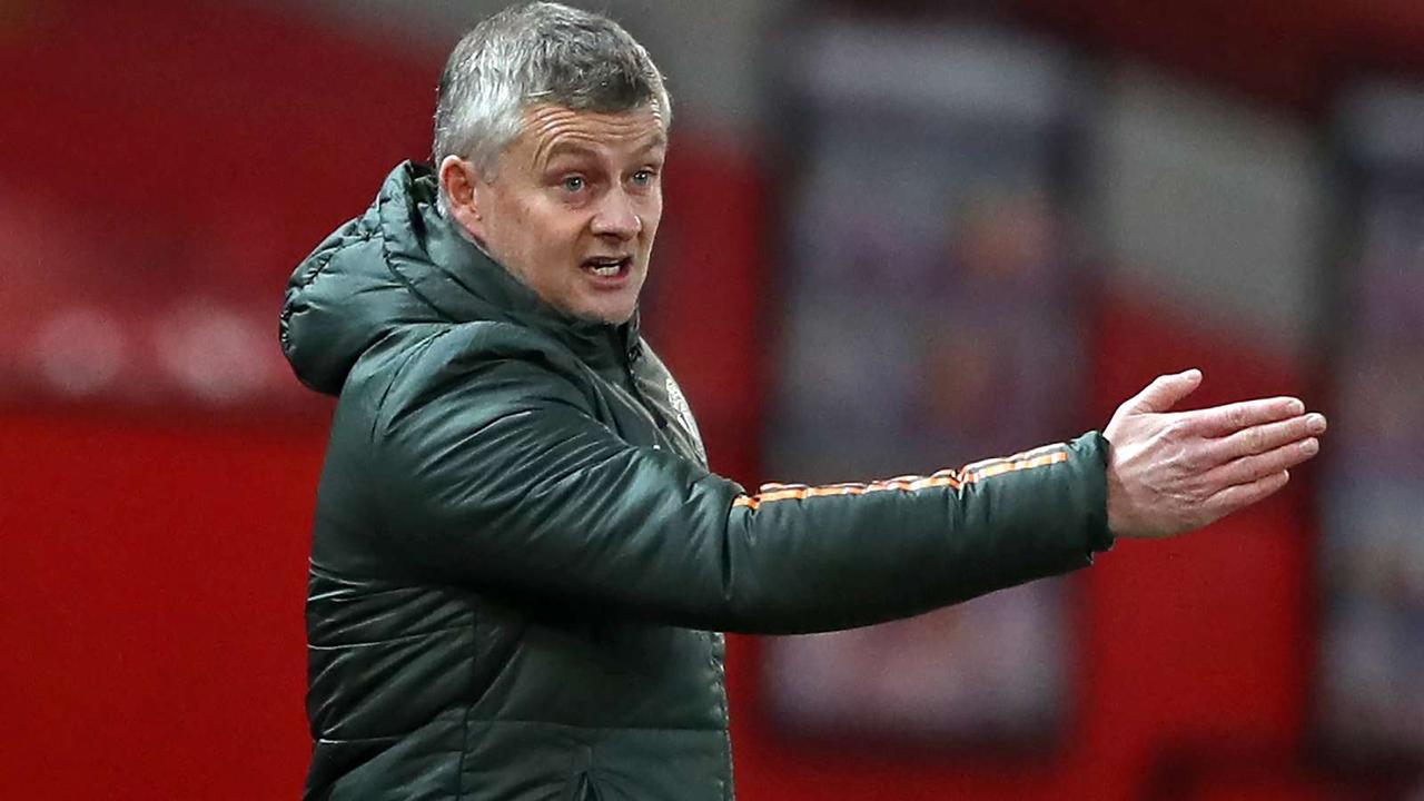 Solskjaer wants Manchester United to find home form ahead of four successive Old Trafford fixtures