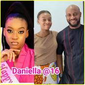 Yul Edochie's Daughter is 16 today