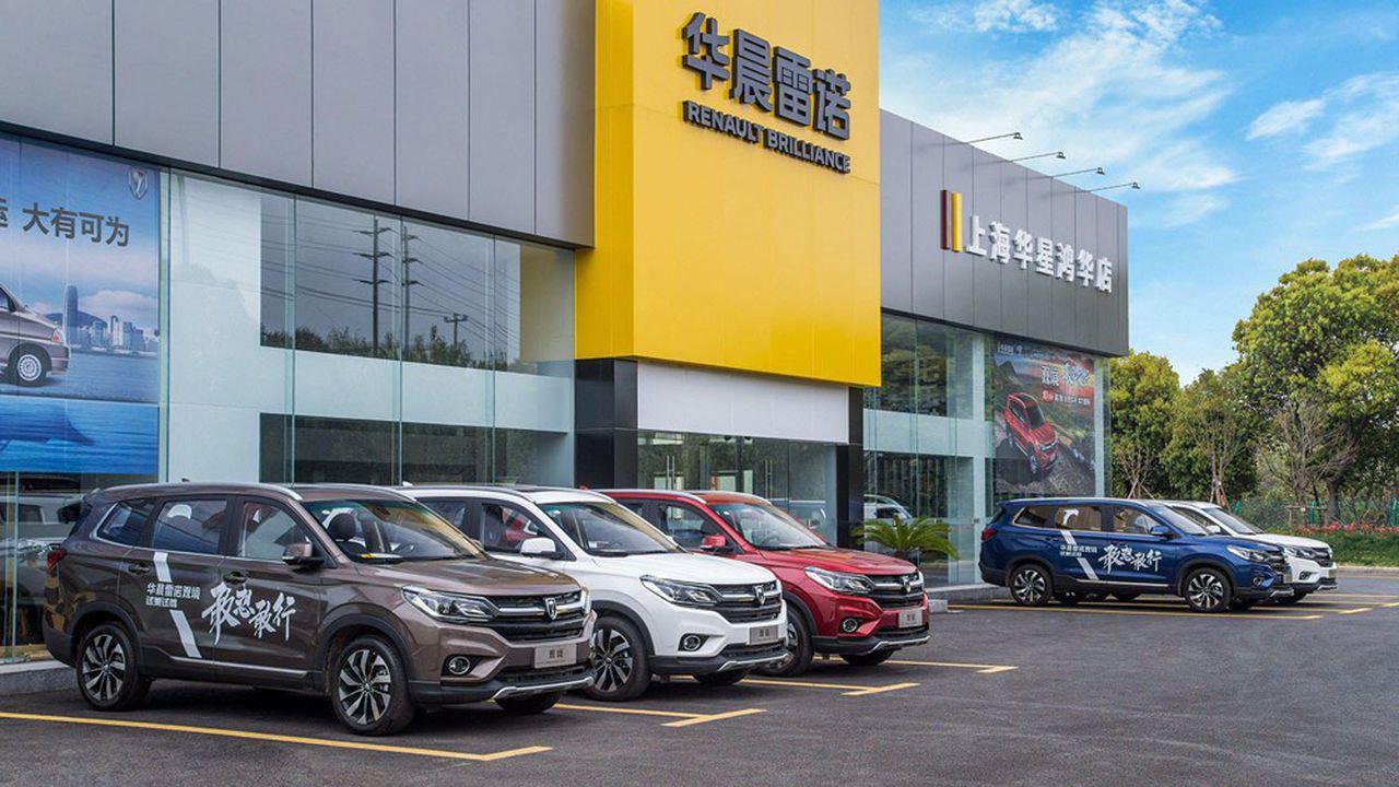 Renault pourrait abandonner les utilitaires en Chine Contenu réservé aux abonnés