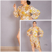USA-born Nigerian actress, Adunni Adewale stuns in new photos, sparked reactions from fans.