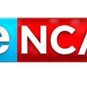 Rest In Peace eNCA's Journalist