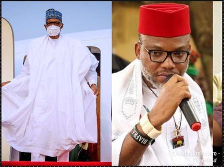 Today's News: Buhari Set To Return To Nigeria Today, Kanu Warns Igbo Youth Against Joining Ebubeagu