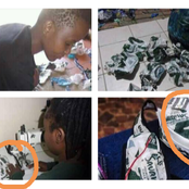 Mzansi is stunned after meeting this lady who designs clothes using savanna plastics. Photos|Opinion