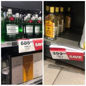 They Had No Choice But To Lower Their Prices On Alcohol|Opinion(Photos Inside)