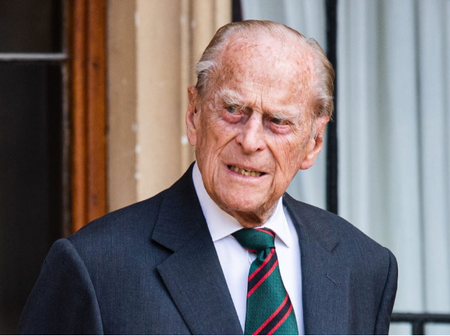 Meet Prince Phillip's Four Children And Their Achievement (Photos)