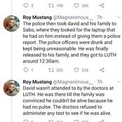 Twitter User Shares Story Of How His Friend Was Killed