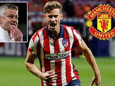 Manchester United Make Approach to Sign Marcos Llorente From Atletico Madrid