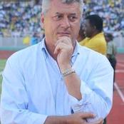 Kosta Papic resigned as Black Leopards coach