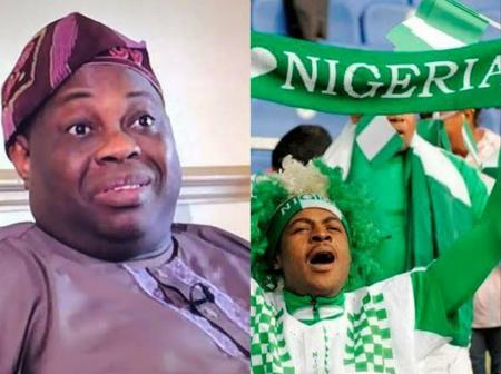 N2.5 Million Has Been Raised And Every Kobo Will Go To Nigerians - Dele Momodu Reveals