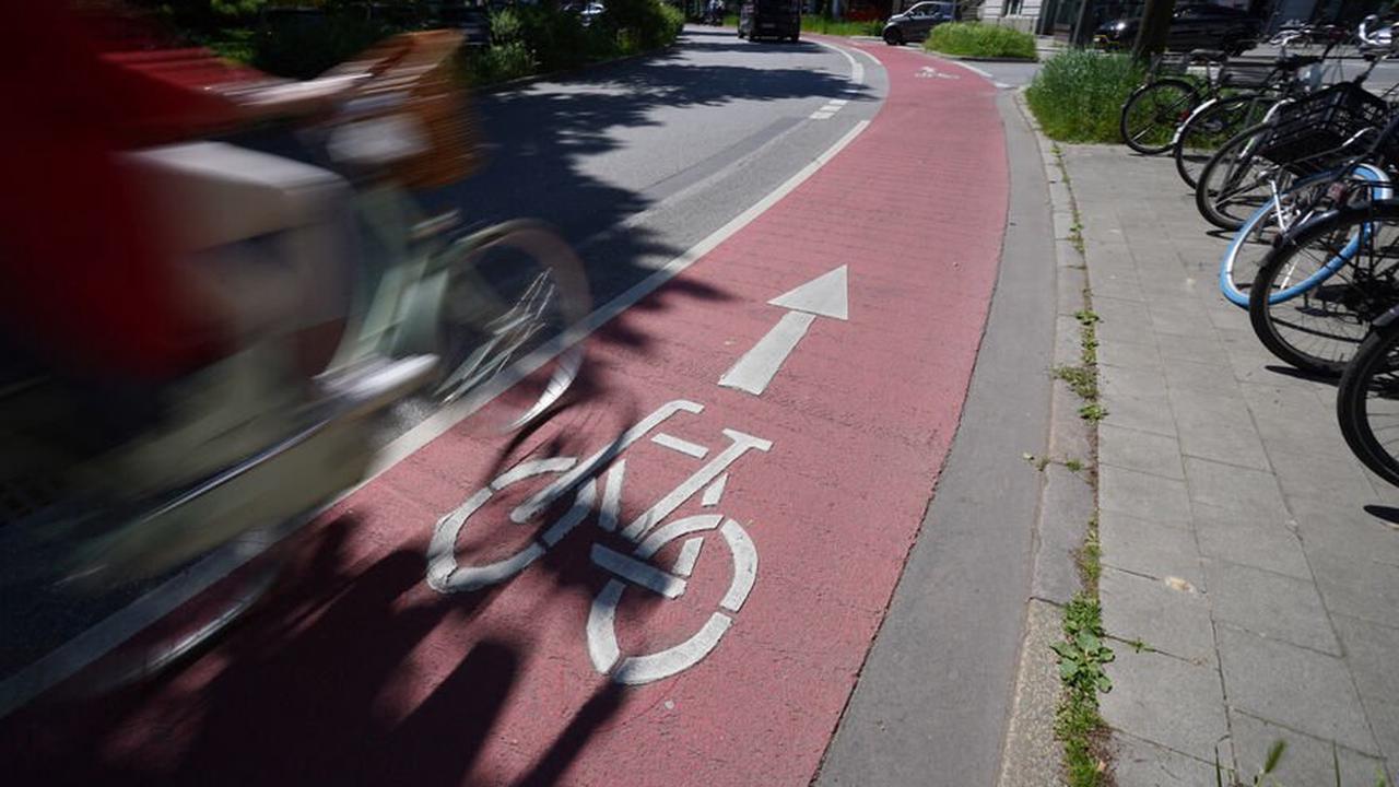 Was Radfahrer dürfen - und was nicht: Zehn Fragen, zehn Antworten der Allgäuer Polizei