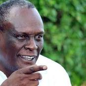 Murathe Finally Delivers His Promise As Another Ruto Ally Ejected From His Position