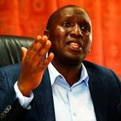 Aaron Cheruiyot message to Mukhisa Kituyi backfired after netizens gang up on him ahead of 2022