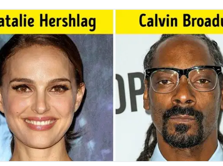 8 Celebrities Who Actually Have Different Names