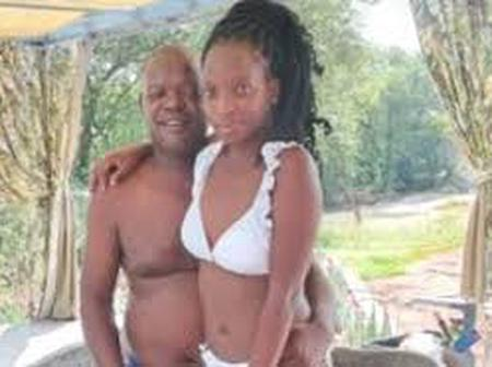 Former Generations veteran actor Seputla Sebogodi post with his bae has left Mzansi speechless