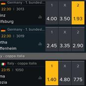 Today's best predictions and tips