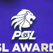 See All The Winners For PSL Awards 2019/20 Season