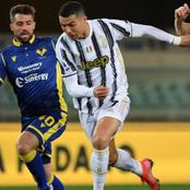 Sport Update: Ronaldo Scores As Juventus Held In Verona