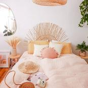 40+Perfect And Colorful Bedroom Setting for Ladies