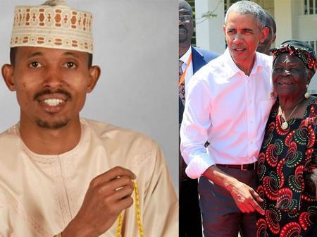 MP Mohammed Ali Sparks Reactions After Saying ' Bibi wa Barack Obama' Reference to Mama Sarah Obama