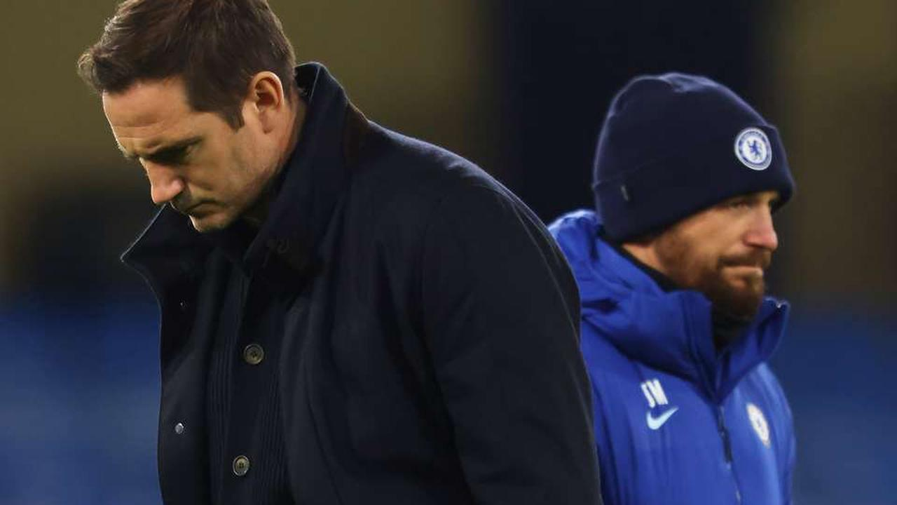 Chelsea boss Frank Lampard is now more likely to be sacked than Mikel Arteta