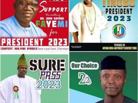 Opinion: Here Are The Best South West Presidential candidates For 2023