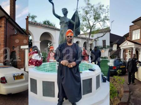 Check Out The Amazing Lifestyle Of Billionaire Dr. Bolu Akin-Olugbade (Photos)