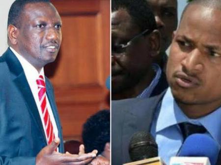 Babu Owino Thinly Attacks Deputy President William Ruto As 10 Counties Endorse BBI Referendum Bill