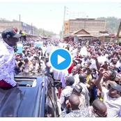 Mount Kenya Sing Praises for Deputy President Ruto(Video)