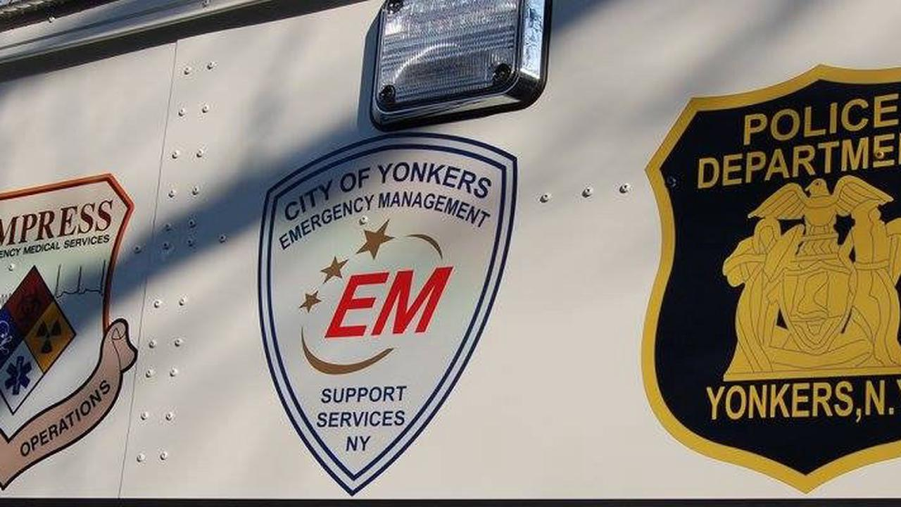 Yonkers Police Officer Extricated from Crashed Cruiser after High Speed Chase