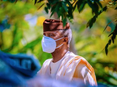 VP Osinbajo Opens Up On What Will Happen If Nigeria Breaks Up