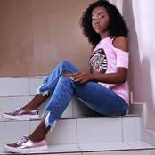 10 times Mercy Aigbe daughter, Michelle Gentry gave us some jeans fashion goals. (Photos)