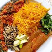 Are You Thinking Of What To Prepare For Lunch? See How To Make African Salad 'Abacha'.