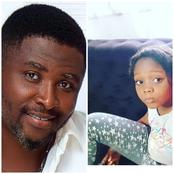 Actor Onny Michael Shows Off His Cute Daughter Today (Photos)