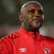 AL Ahly Coach Pitso Mosimane Send Strong Message to the Players.