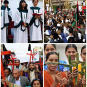 Photos: See Top 10 Countries In World Where Being a Christian Is Dangerous